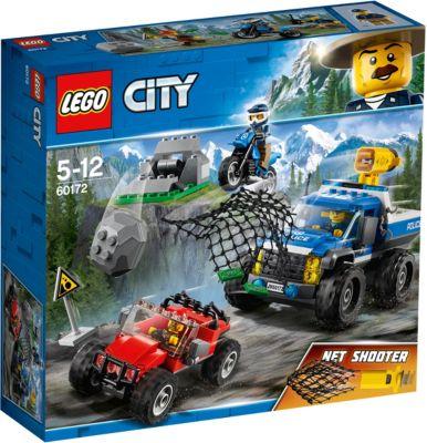 günstig kaufen 60172 LEGO City Verfolgungsjagd auf Schotterpisten