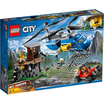 LEGO 60173 City: Festnahme in den Bergen