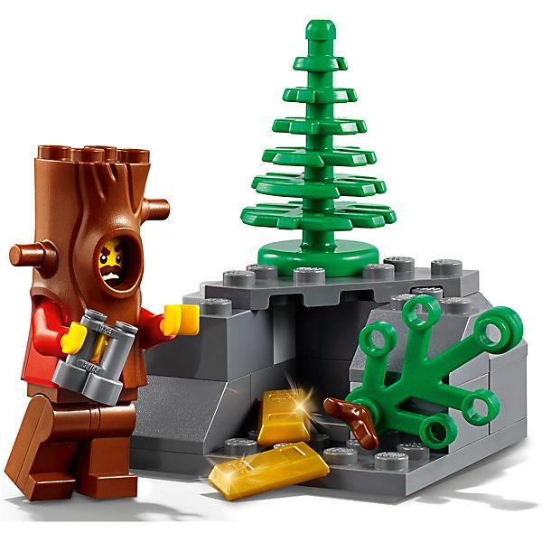 Конструктор LEGO City 60174: Полицейский участок в горах