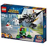 Конструктор LEGO Super Heroes 76096: Супермен и Крипто объединяют усилия
