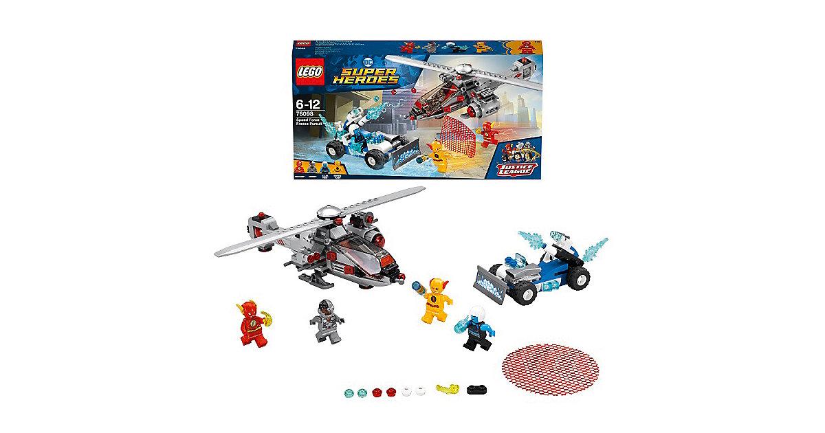 LEGO 76098 Super Heroes: Speed Force Freeze Verfolgungsjagd