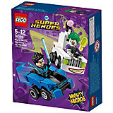 Конструктор LEGO Super Heroes 76093: Mighty Micros: Найтвинг против Джокера