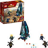 Конструктор LEGO Super Heroes76101: Атака всадников