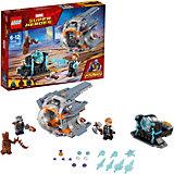 Конструктор LEGO Super Heroes76102: В поисках оружия Тора