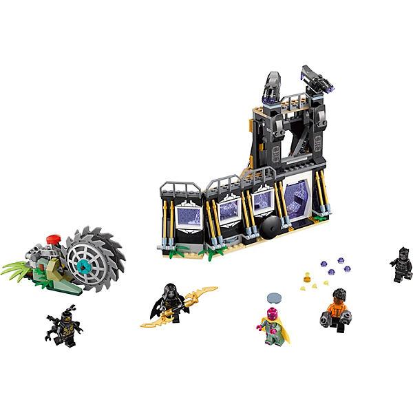 Конструктор LEGO Super Heroes76103: Атака Корвуса Глейва