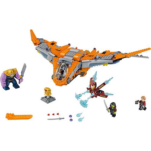 Конструктор LEGO Super Heroes76107: Танос: последняя битва от LEGO