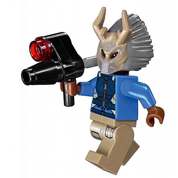 Конструктор LEGO Super Heroes 76100: Нападение Королевского Когтя