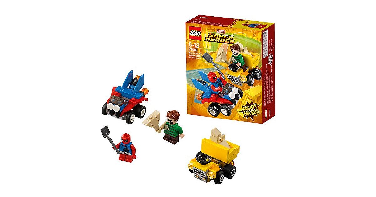LEGO 76089 Super Heroes: Mighty Micros: Scarlet Spider vs. Sandman