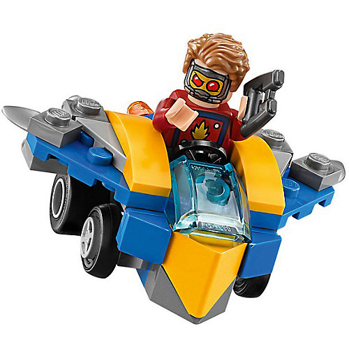 Конструктор LEGO Super Heroes 76090: Mighty Micros: Звёздный Лорд против Небулы от LEGO