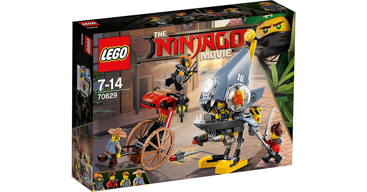 LEGO 70629 Ninjago: Piranha-Angriff