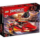 Конструктор LEGO Ninjago 70638: Катана V11