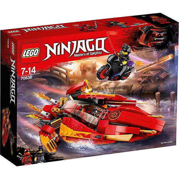 LEGO 70638 Ninjago: Katana V11, LEGO Ninjago