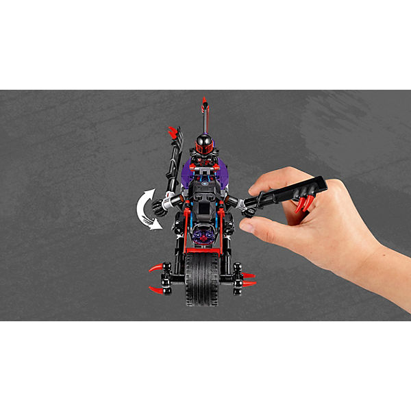 Конструктор LEGO Ninjago 70639: Уличная погоня