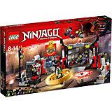 Конструктор LEGO Ninjago 70640: Штаб-квартира Сынов Гармадона