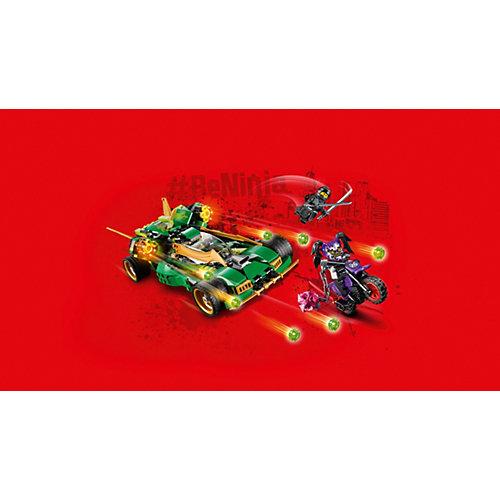 Конструктор LEGO Ninjago 70641: Ночной вездеход ниндзя от LEGO