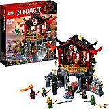Конструктор LEGO Ninjago 70643: Храм воскресения