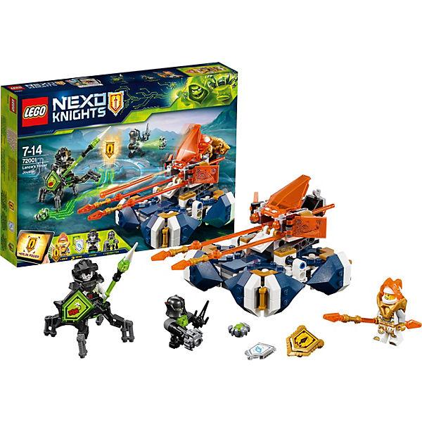 LEGO 72001 Nexo Knights: Lances schwebender Cruiser, LEGO Nexo Knights