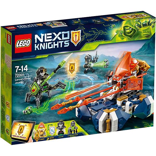 Конструктор LEGO Nexo Knights 72001: Летающая турнирная машина Ланса