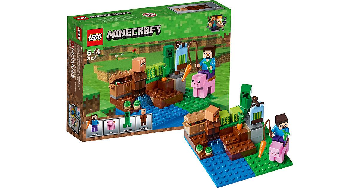 LEGO 21138 Minecraft: Melonenplantage