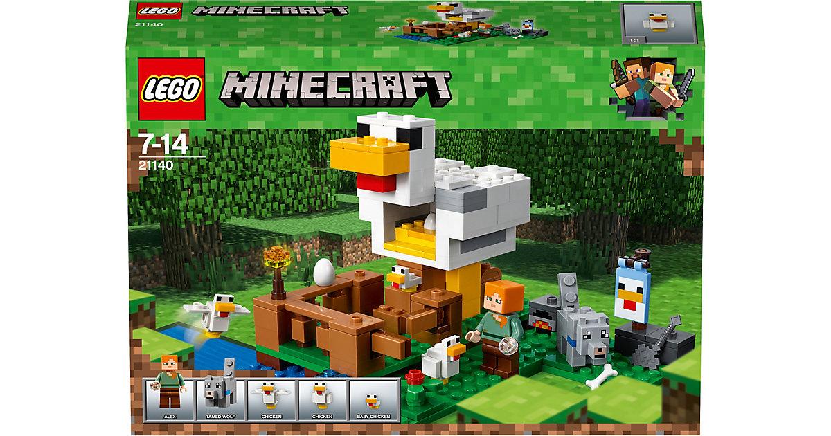 LEGO 21140 Minecraft: Hühnerstall