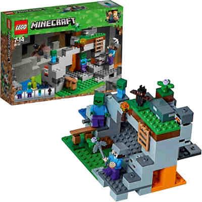 LEGO Minecraft Artikel Günstig Online Kaufen MyToys - Minecraft haus bauen fur profis