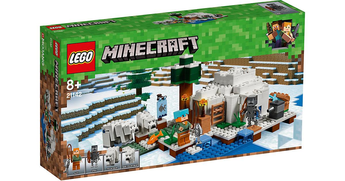 LEGO 21142 Minecraft: Eisiglu