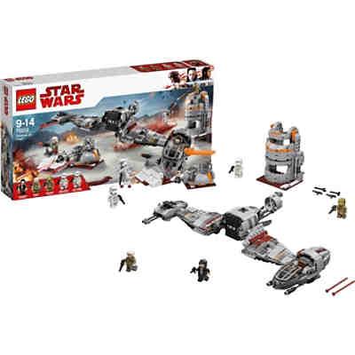 lego 75202 star wars defense of crait star wars mytoys. Black Bedroom Furniture Sets. Home Design Ideas