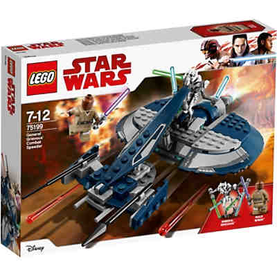 LEGO 75199 Star Wars: General Grievous Combat Speeder