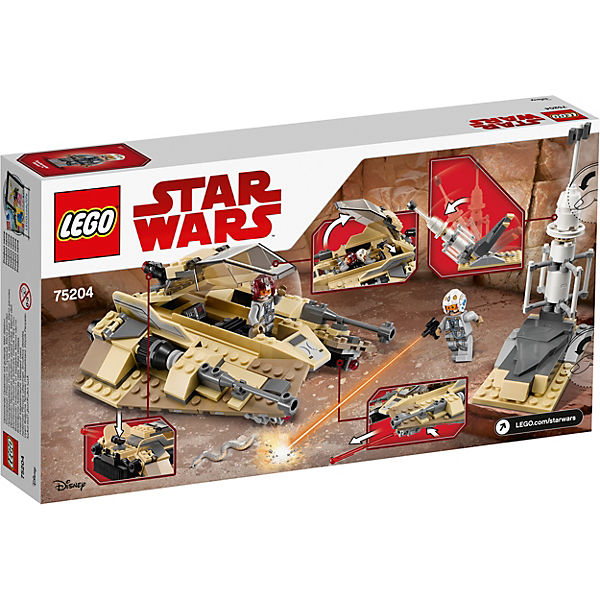 LEGO LEGO LEGO 75204 Star Wars: Sandspeeder, Star Wars 0105a6