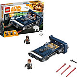 Конструктор LEGO Star Wars 75209: Спидер Хана Соло