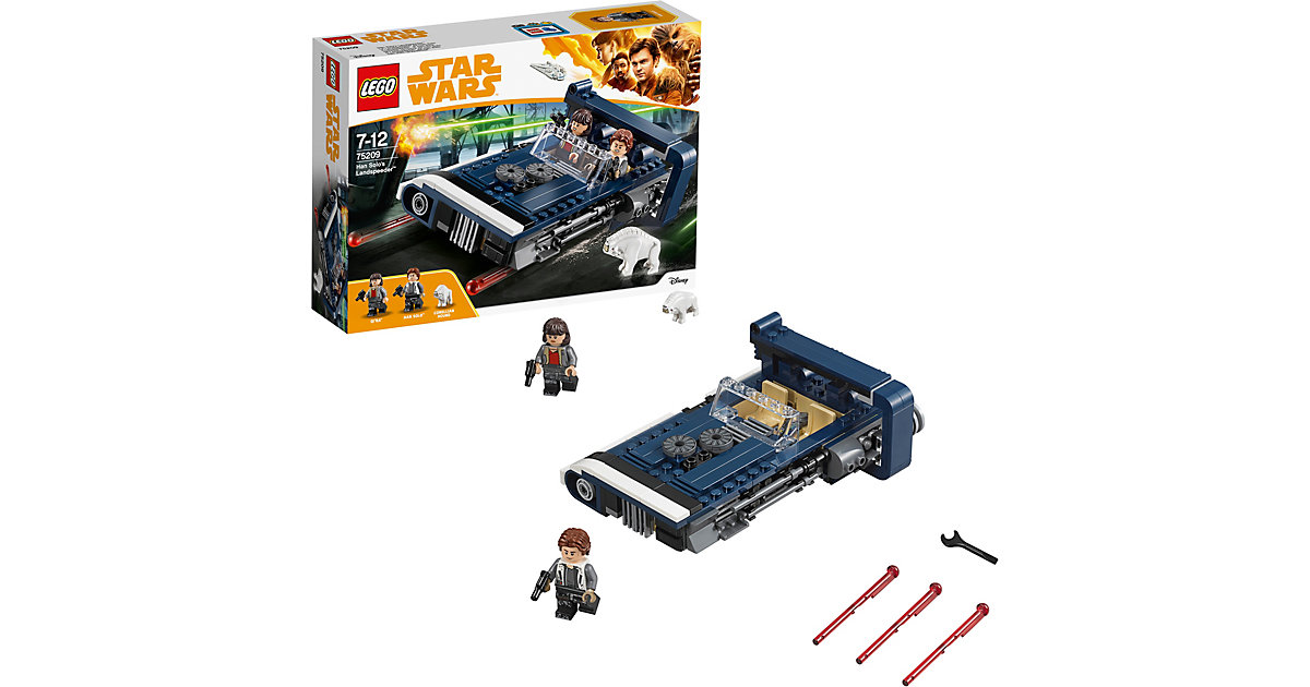 LEGO 75209 Star Wars: Han Solo´s Landspeeder™