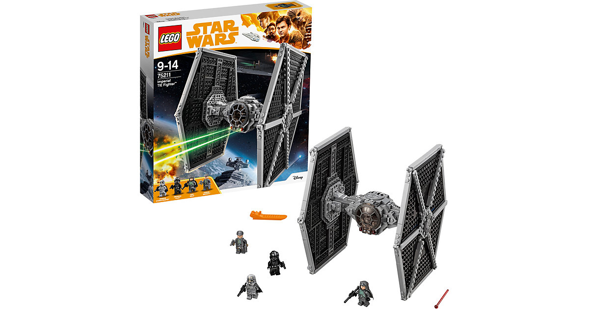 LEGO 75211 Star Wars: Imperial TIE Fighter™