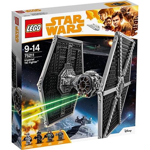 Конструктор LEGO Star Wars 75211: Имперский истребитель Сид от LEGO