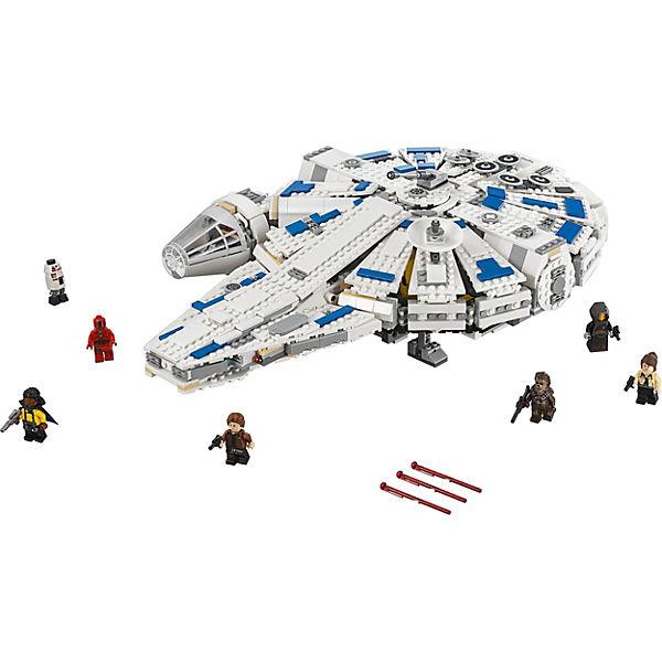 Конструктор LEGO Star Wars 75212: Сокол тысячелетия на Дуге Кесселя