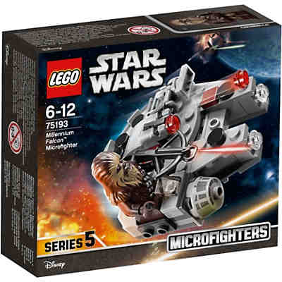 LEGO 75193 Star Wars: Millennium Falcon™ Microfighter