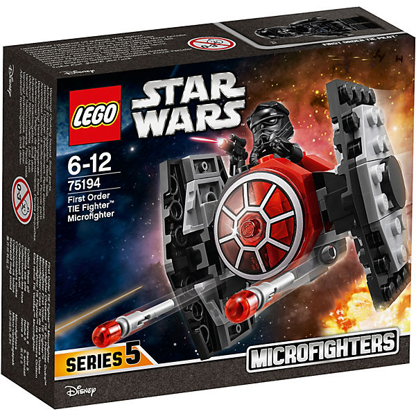 LEGO 75194 Star Wars: First Order TIE Fighter™ Microfighter