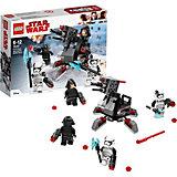 LEGO Star Wars 75197: Боевой набор специалистов Первого Ордена