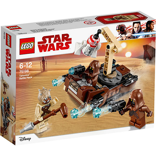 LEGO 75198 Star Wars: Tatooine™ Battle Pack
