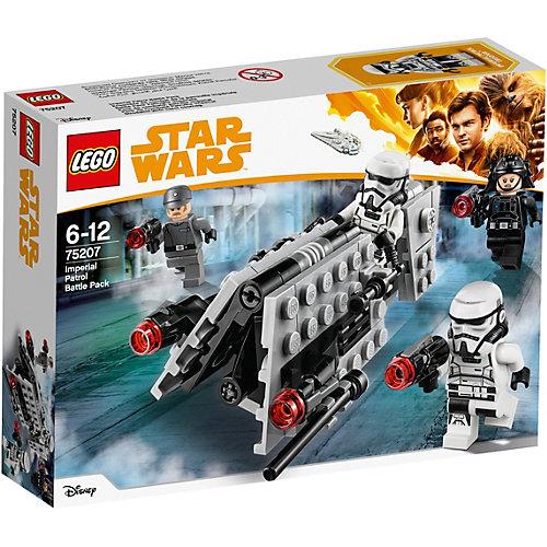 Конструктор LEGO Star Wars 75207: Боевой набор имперского патруля от LEGO