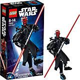 Конструктор LEGO Star Wars 75537: Дарт Мол