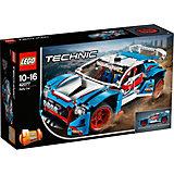 Конструктор LEGO Technic 42077: Гоночный автомобиль