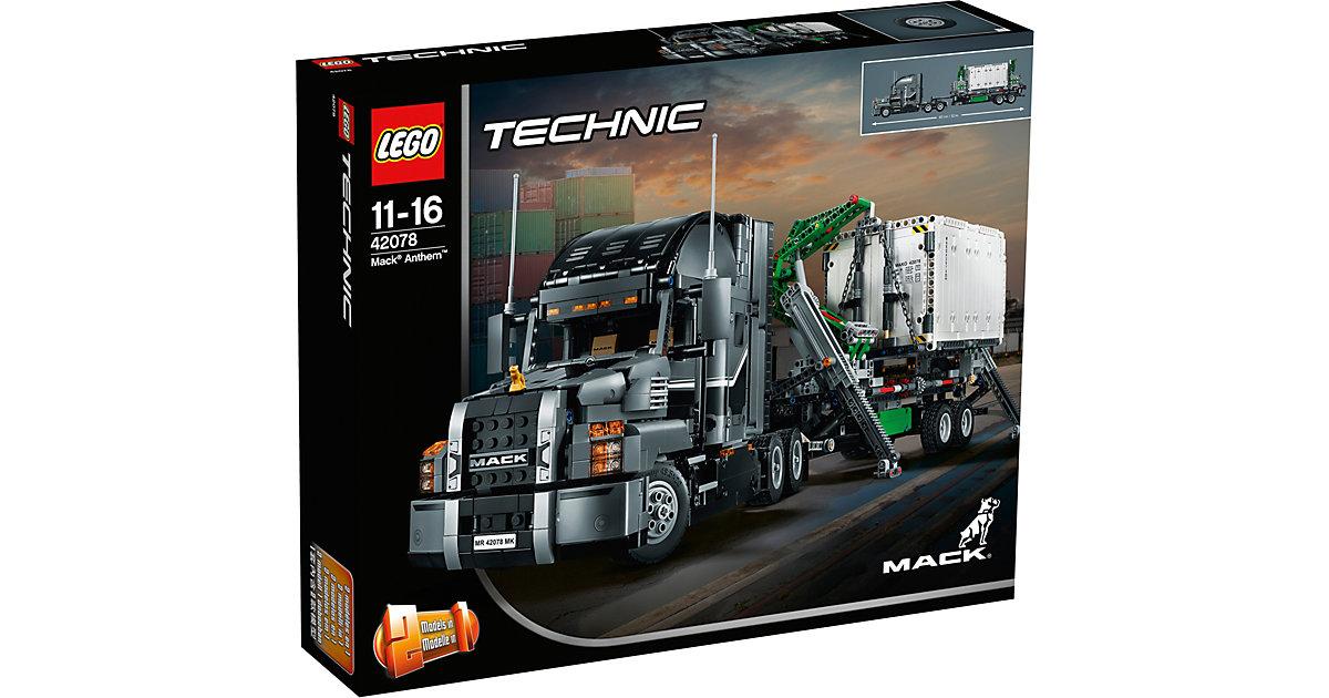 LEGO 42078 Technic: Mack Anthem