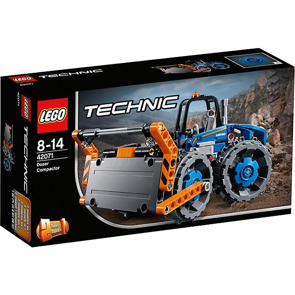 lego 42071 technic kompaktor lego technic mytoys. Black Bedroom Furniture Sets. Home Design Ideas