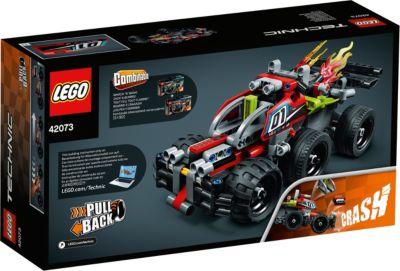 LEGO Technic 42072 Zack Rückziehauto, Set für geübte