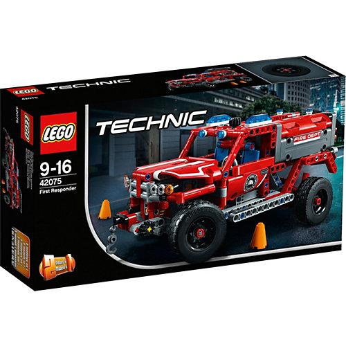 Конструктор LEGO Technic 42075: Служба быстрого реагирования от LEGO