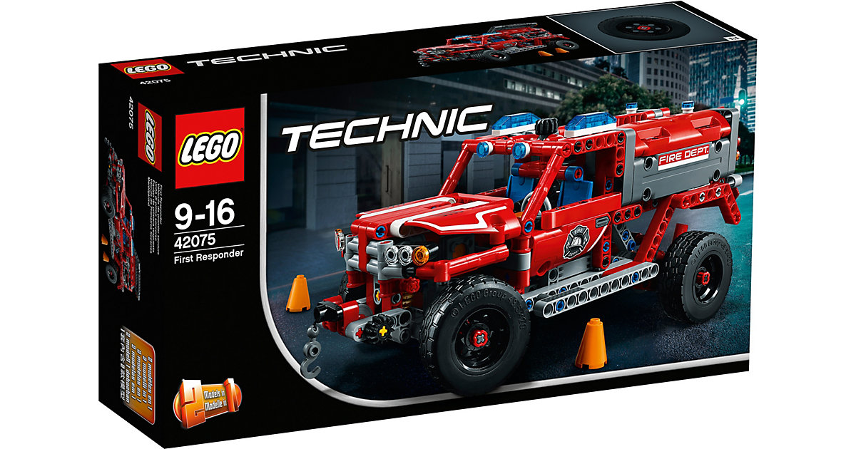 LEGO 42075 Technic: First Responder