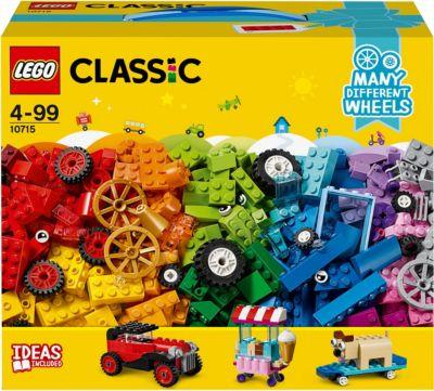LEGO® Classic 10715 Kreativ-Bauset Fahrzeuge, LEGO