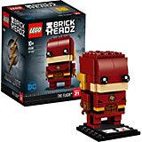 Сборная фигурка LEGO BrickHeadz 41598: Флэш