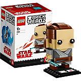 Сборная фигурка LEGO BrickHeadz 41602: Рей