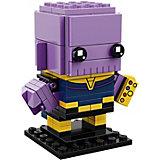 Сборная фигурка LEGO BrickHeadz 41605: Танос